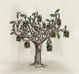 The Syrian tree