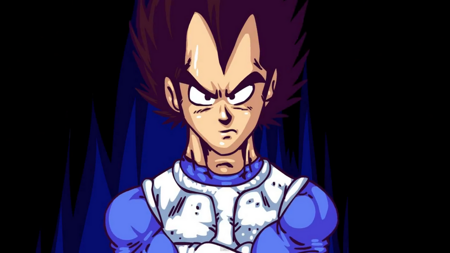 Dragon Ball Zee Vegeta by GT4tube