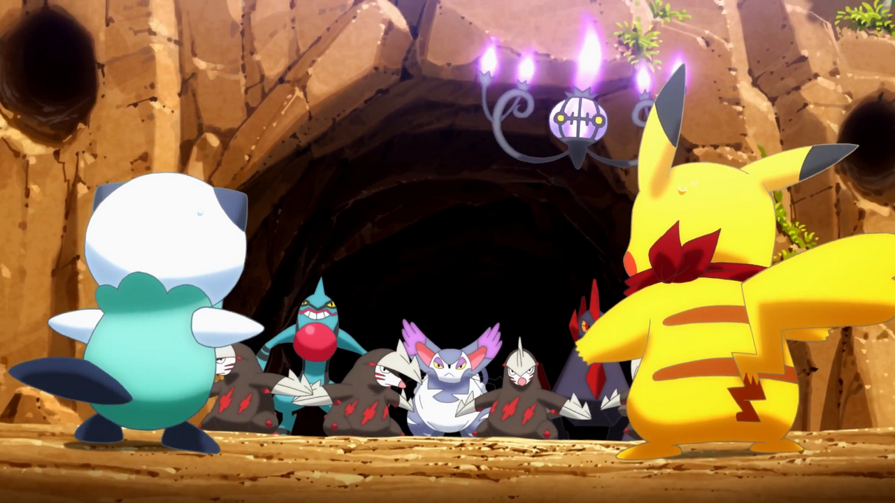 Pokemon Mystery Dungeon Unova B2W2 2012 (3) by GT4tube