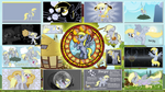 Derpy Hooves Stained Wallpapers