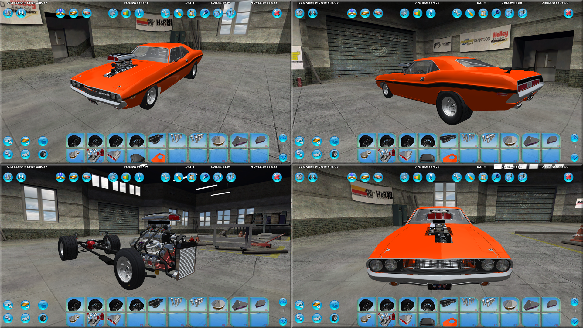 Screens Zimmer 2 angezeig: street legal racing redline download completo. a