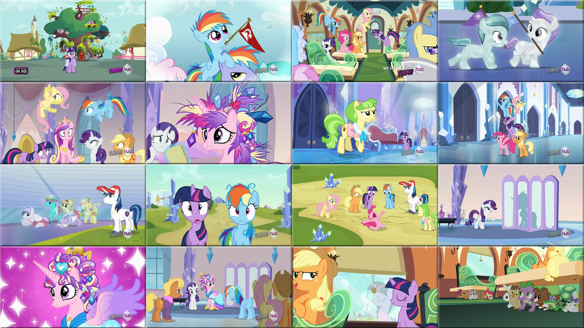 MLP FiM - S03 - Games Ponies Play by GT4tube on DeviantArt