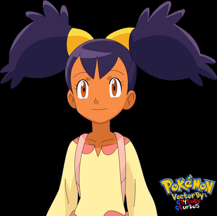 Pokemon Iris Short Hair Vector By GT4tube On DeviantArt