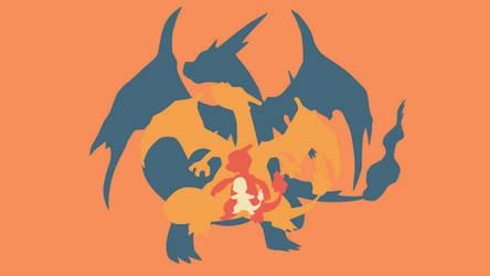 Charmander - Mega Charizard - Evolution  Pokemon Y by GT4tube