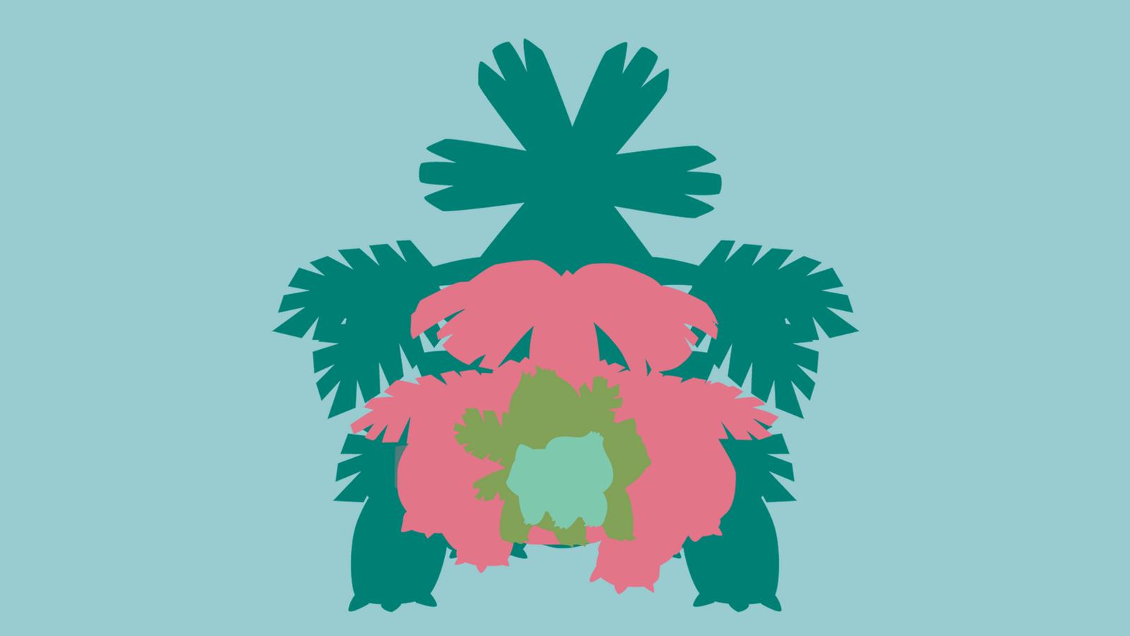 bulbasaur mega evolution