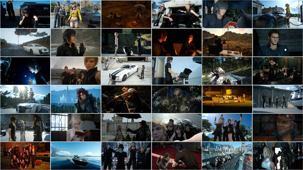 Final Fantasy XV 2016 - Part 1/2