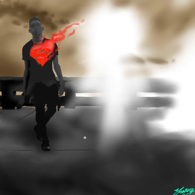 I Am Superman by Exodus-IV