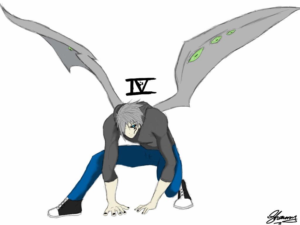 Wings Spread by Exodus-IV
