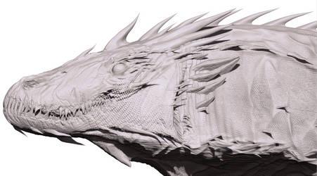 The Boreal White Dragon