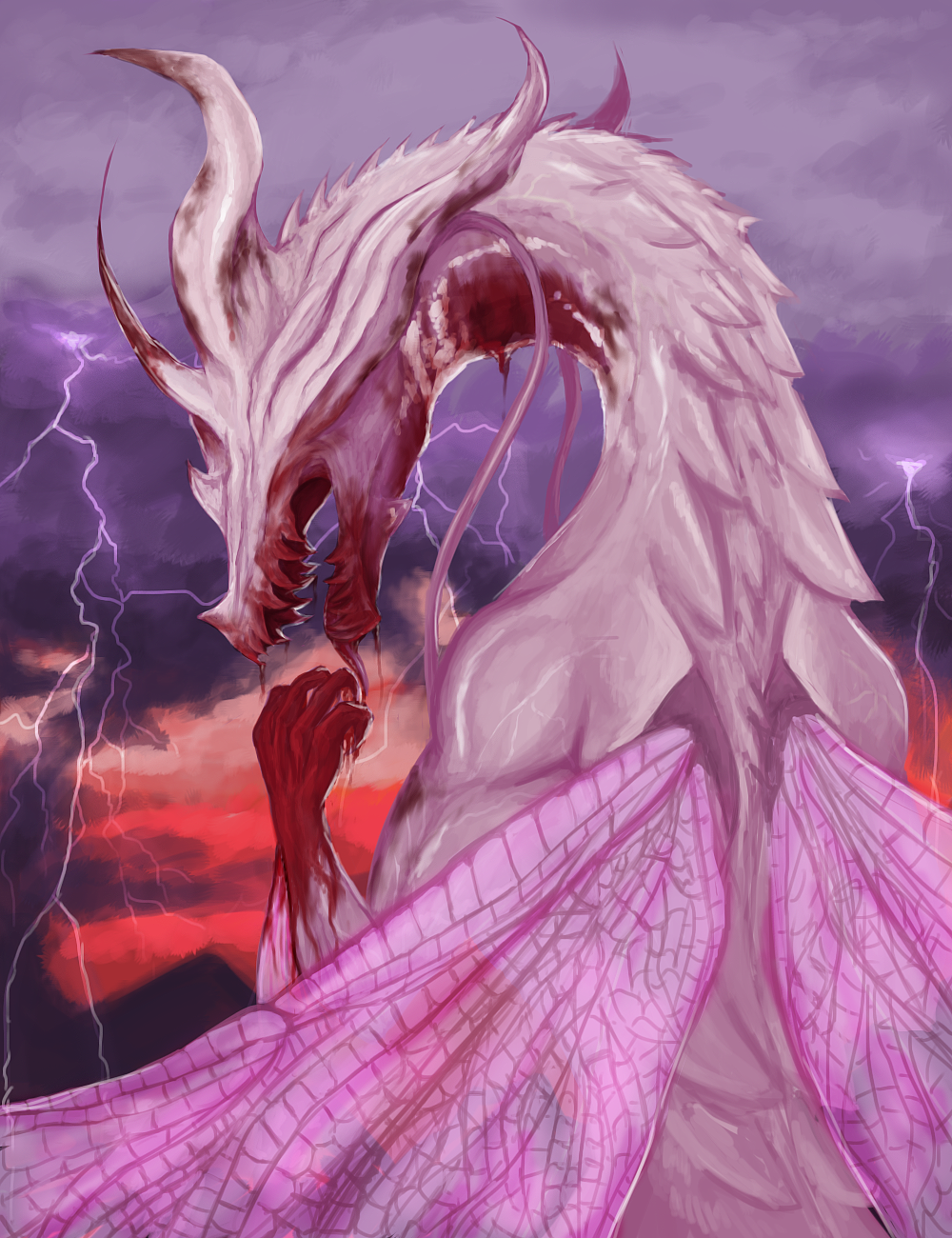 And so Seath the Scaleless betrayed his own