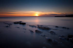 East Sussex Sea by mariagendelman