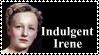 Indulgent Irene Stamp by IndulgentIrene