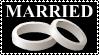 Married Stamp by IndulgentIrene