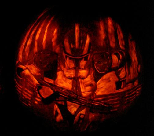 Clone Trooper Pumpkin By Rjclrutter On Deviantart