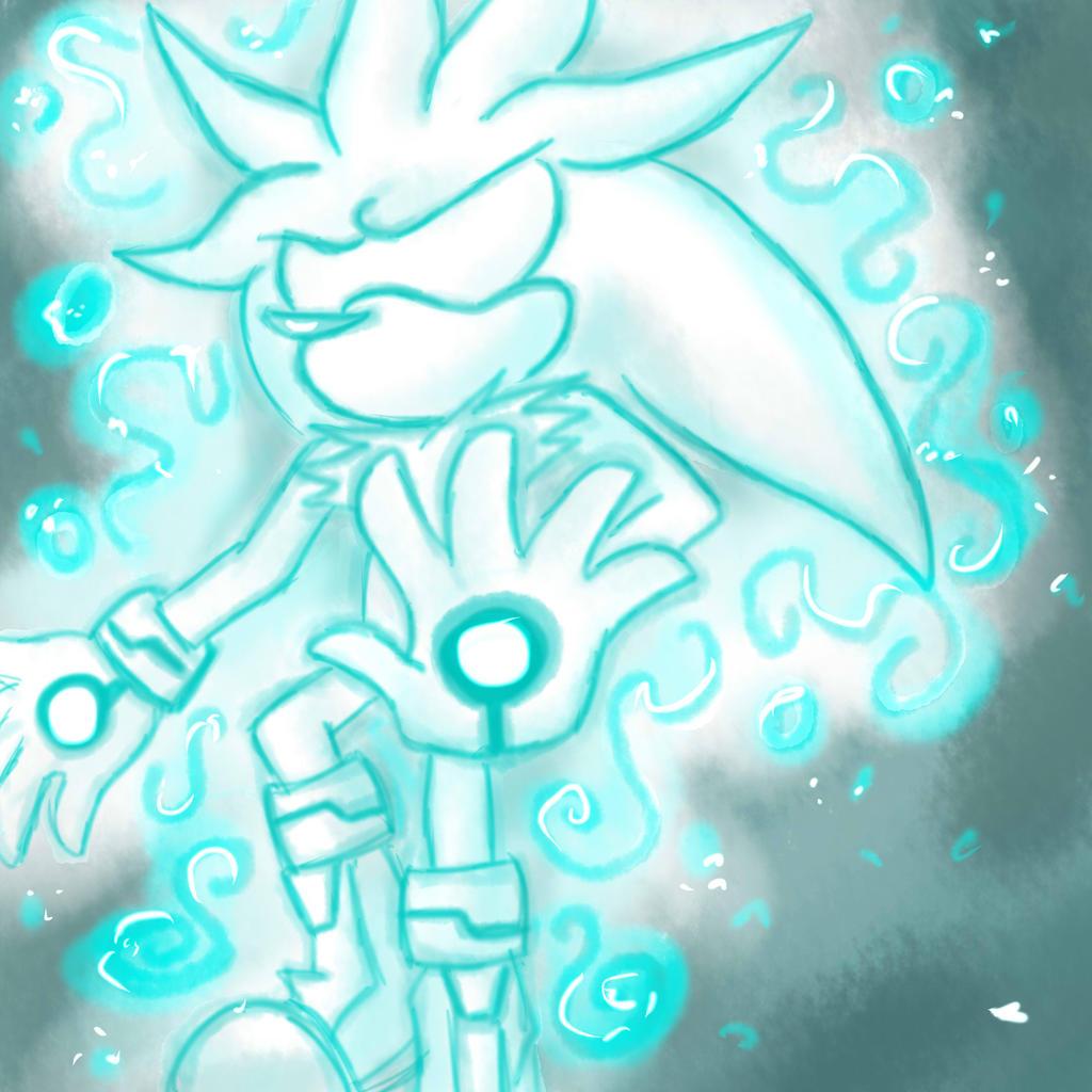 Silver by SonicXLelile