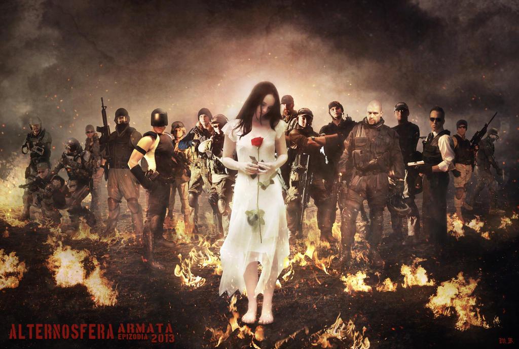 Alternosfera - Armata (The army)