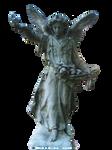 Stock 74 - Angel statue 6