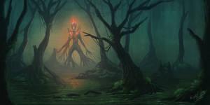 Angered Nature Spirit