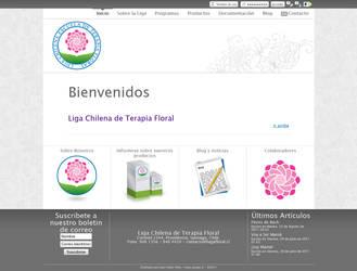 Web Liga terapia floral 1 by Vincentburton