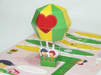 Papertoy - Congreso de Terapia Floral Infantil by Vincentburton