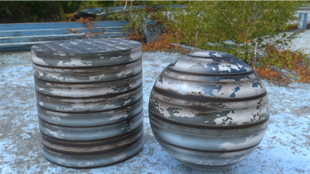 Blender Cycles Metal PBR by Ryakr