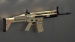 Fur E.O.D.: FN Scar Based Rifle View 2