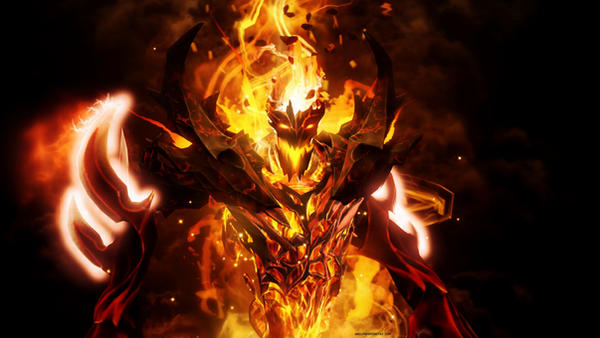 Shadow Fiend by themagpac