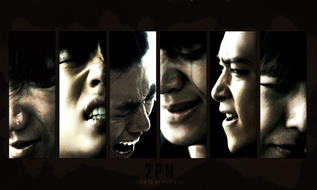 2PM Group Wallpaper Ver.3 by TheNani on DeviantArt