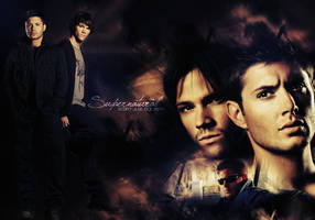 Supernatural Wallpaper by SparklingCyanideEdit