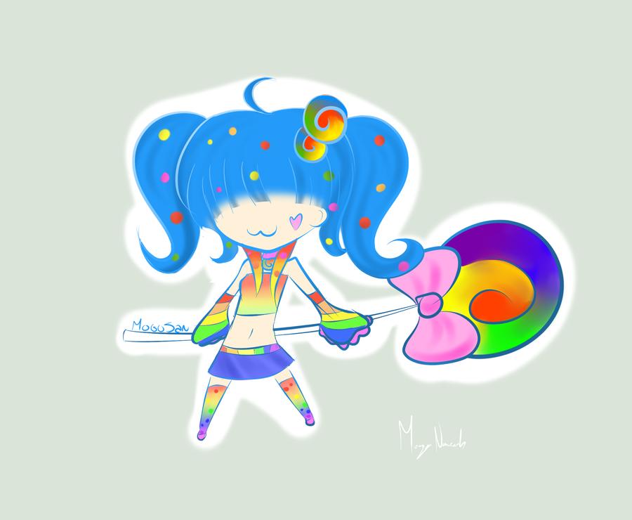 RQ:Candy by mogo-dot