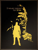 Deus Ex: Human Revolution Poster by Trindave
