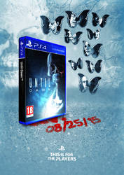 Until Dawn Promotional Poster