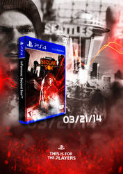 inFamous: Second Son Promotional Poster