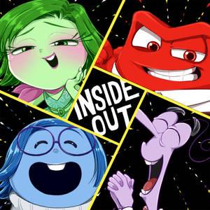 INSIDE OUT! -joy-