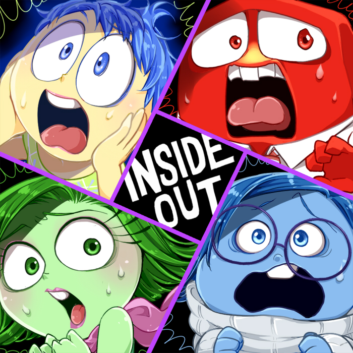 Inside Out The Movie Porn
