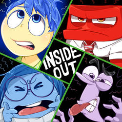 INSIDE OUT! -disgust-