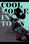 Cool mouse in town