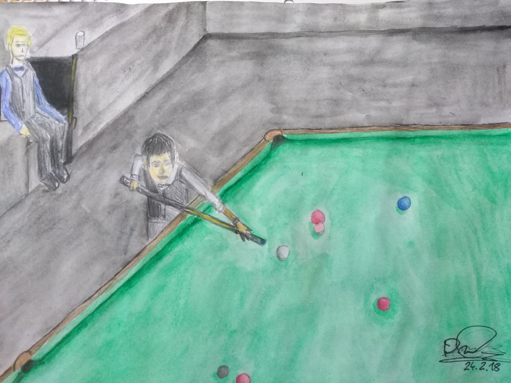 Snooker by DaniCopic