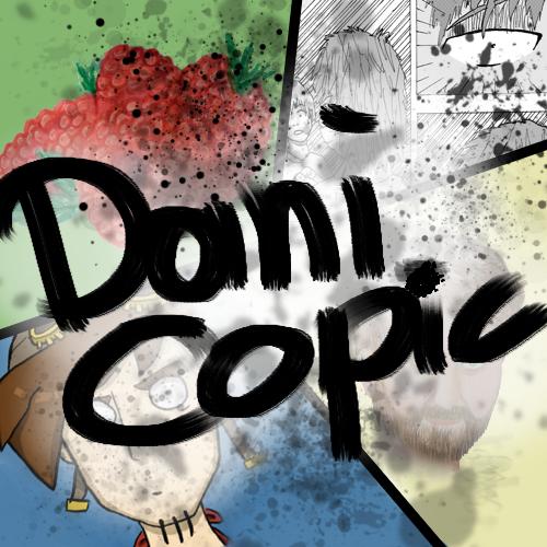 My new Logo! by DaniCopic