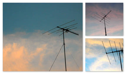 'Aerial Photography' Collage