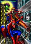 Spider-Man and Naruto