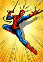 Spider-Man by GreenRaptor15