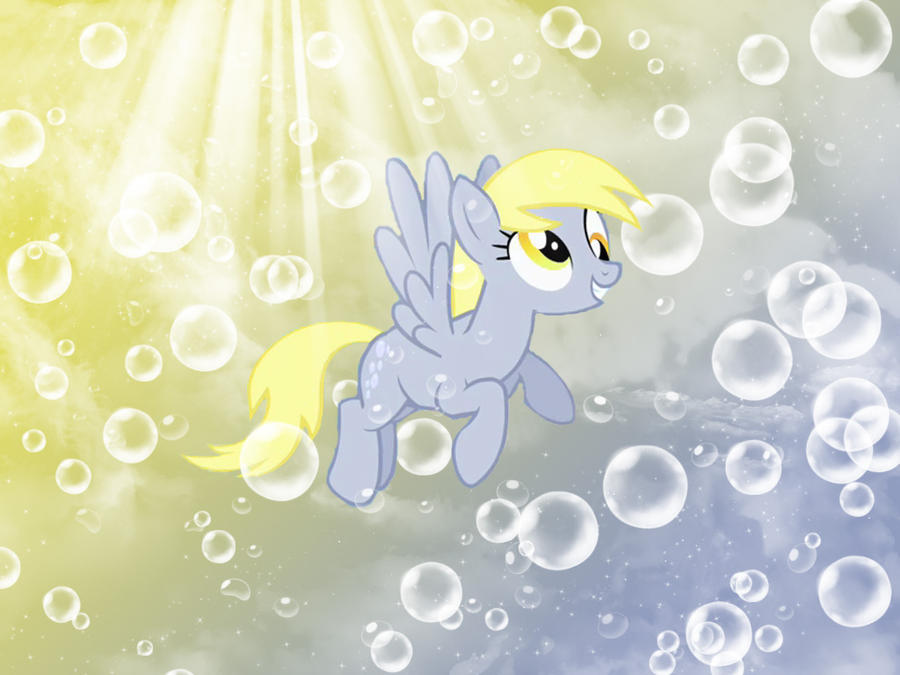 Derpy Hooves Wallpaper by Brightshadow813