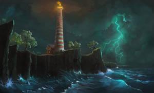 Bittergale Lighthouse