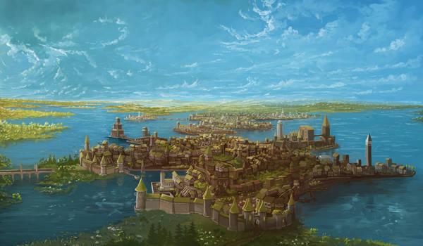 Talinor City