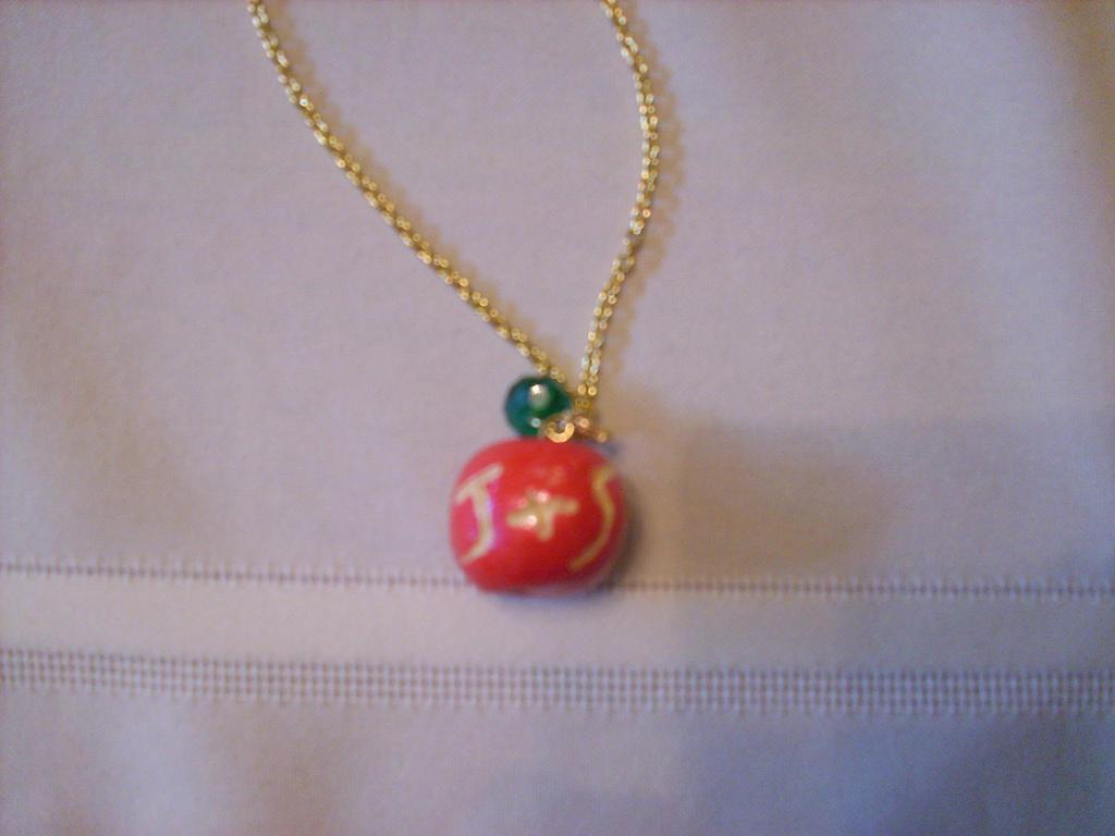 j s apple necklace by kadajs kitsune on deviantart