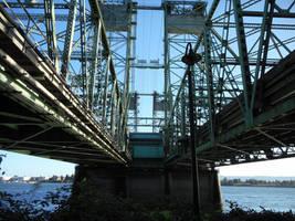 Vancouver Bridge by kadajs-kitsune