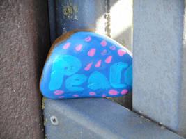 Peace Rock by kadajs-kitsune