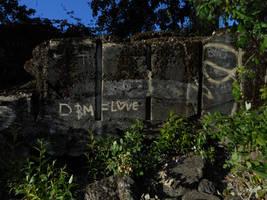 Lover's Graffiti by kadajs-kitsune