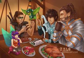 CM: dd Tavern by AniCrys